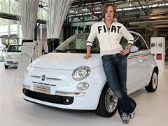 Pellegrini signs with Fiat