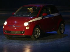 Exclusive previews of the Fiat 500 in SA